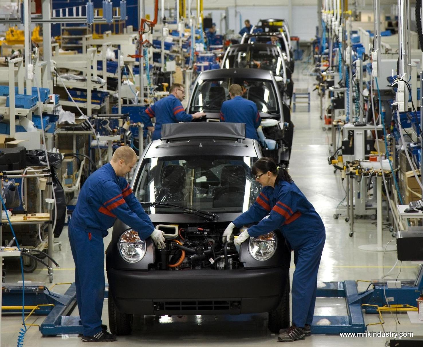 Car Making Companies In India
